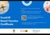 COVID Smart Vaccine Certificate