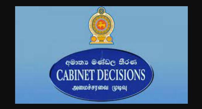 Cabinet Decisions