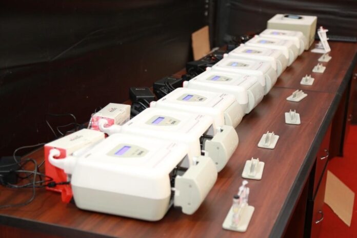 Rapid PCR Test Facility is Now Available at BIA