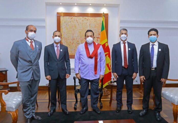 Embassy of Sri Lanka in Oman jointly with the Omani Embassy in Sri Lanka