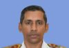 Rear Admiral YN Jayarathne appointed as Chief of Staff of the Sri Lanka Navy