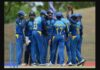 26 Member under 19 National Training Squad in preparation for the upcoming Tours