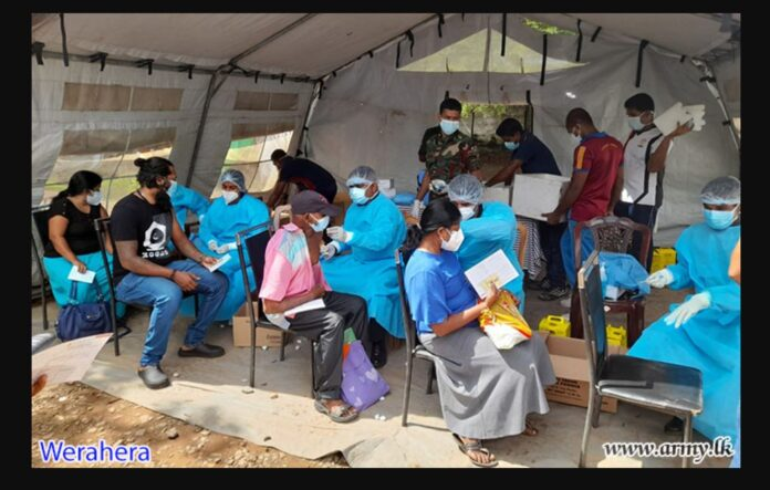 Sri Lanka Vaccination Rollout Details and Vaccine Drive Latest Updates via LankaXpress