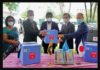 MINISTRY OF HEALTH RECEIVES SECOND BATCH OF VACCINE COLD CHAIN EQUIPMENT FROM UNICEF SUPPORTED BY THE GOVERNMENT OF JAPAN