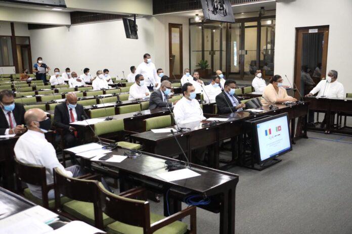 State Minister Vidura Wickramanayaka elected as the president of the Sri Lanka - Romania Parliamentary Friendship Association