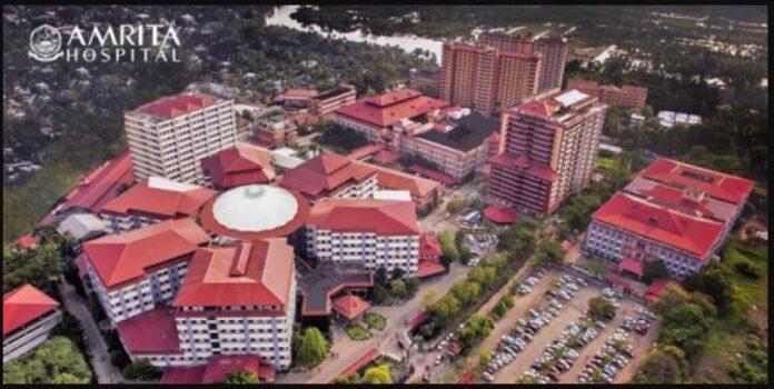 Amrita Hospital in India