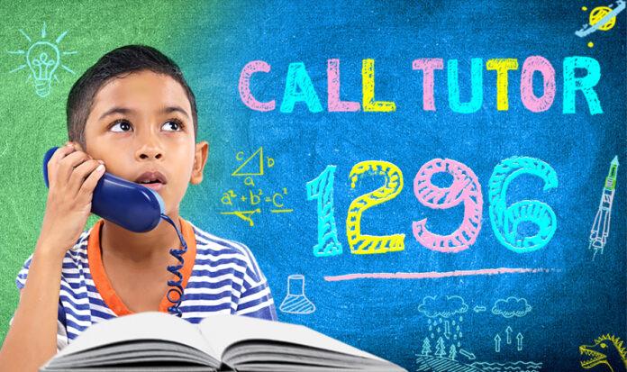 SLT-MOBITEL's 'Call Tutor 1296' to Help Students Prepare for Scholarship Exam