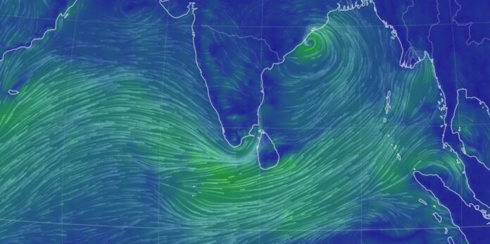 MET issued Strong Winds, Rough seas and High waves Alert