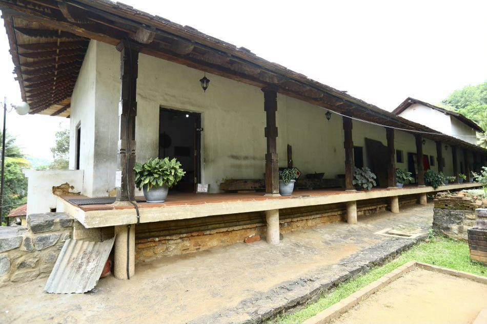 The US to support conservation of historical Kandy monuments