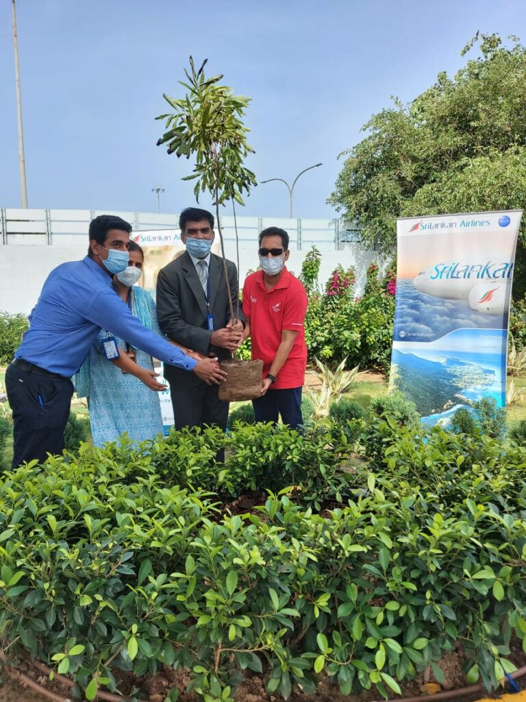 SriLankan Airlines marks its 42nd anniversary on a greener note