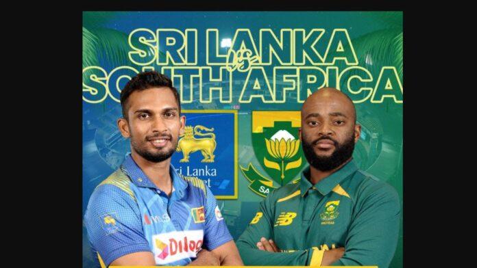 Sri Lanka Vs South Africa Cricket Series