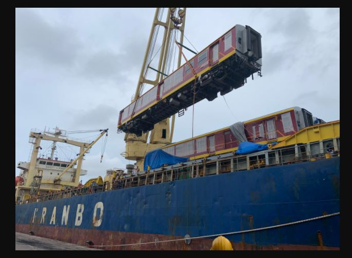 Supply of railway passenger coaches to Sri Lanka