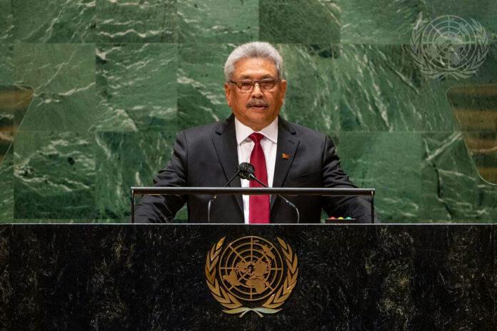 Sri Lanka as COVID19 knowledge exchange regional hub – President proposes at UN