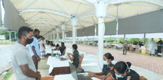Vaccination Rollout Sri Lanka