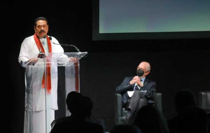 Prime Minister Mahinda Rajapaksa's Speech at the G20 Interfaith Forum Bologna Italy