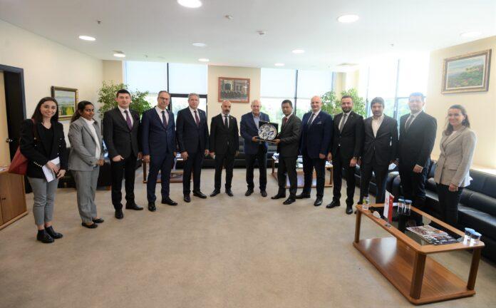 Bursa business community ready to explore Sri Lankan products