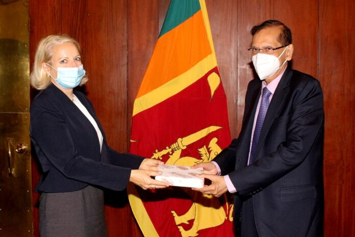 Sri Lanka is continuing cordial relationship with the UK