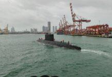 Russian Submarines arrived to Sri Lanka Colombo Port