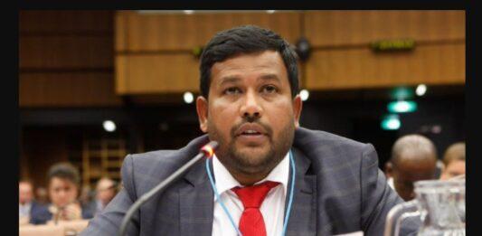 Parliamentarian Rishad Bathiudeen