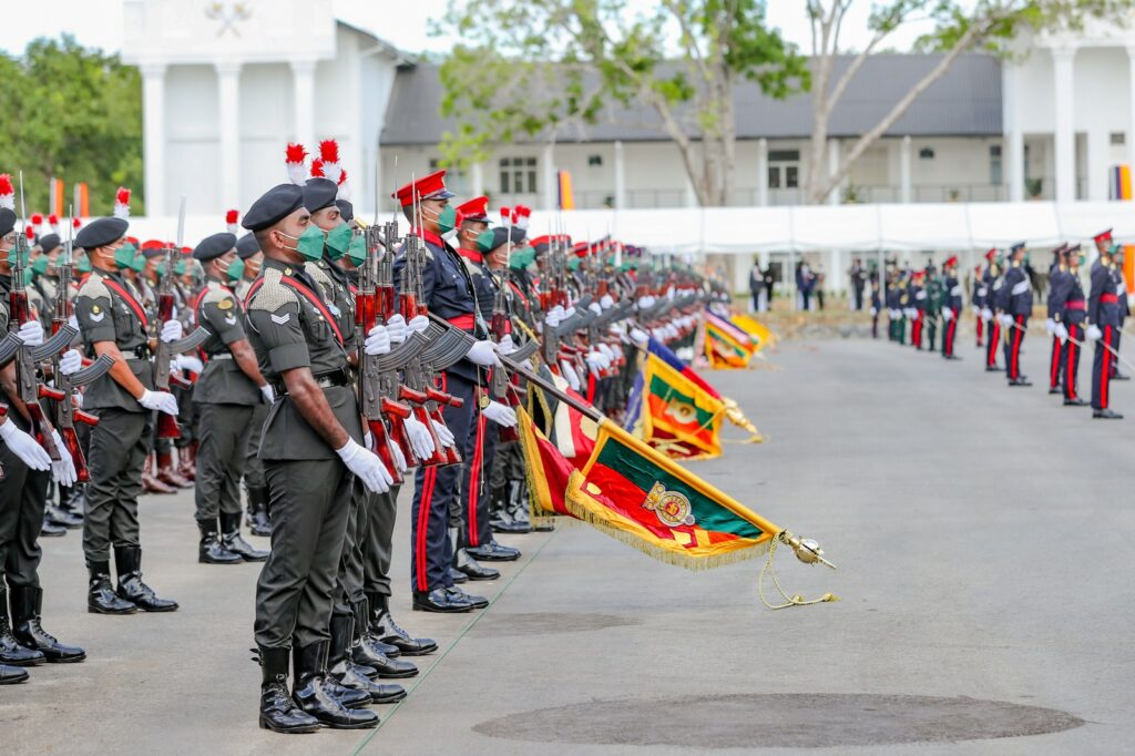 Fearless & Selfless Warriors Celebrate 72nd Army Anniversary with Pride