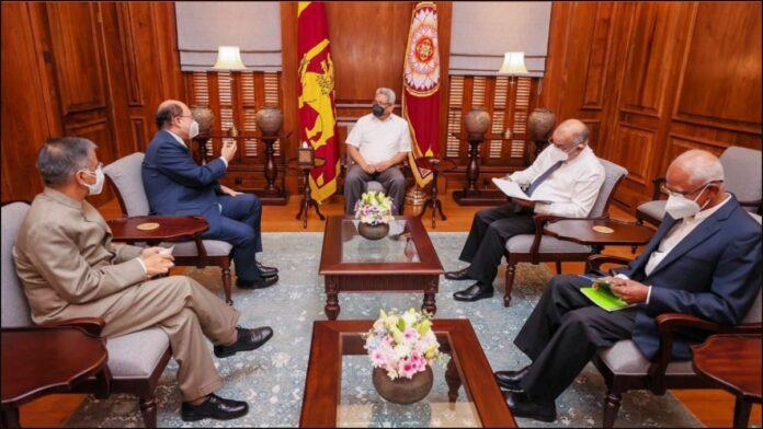 Visit of Foreign Secretary of India to Sri Lanka