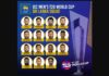 Sri Lanka's 15 member squad for the ICC T20 World Cup 2021