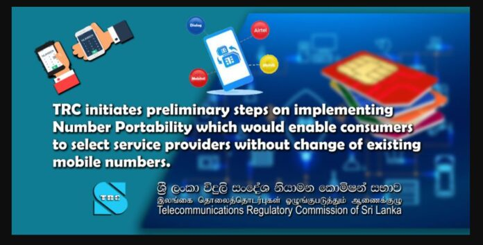 TRC - Mobile Number Portability