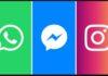 WhatsApp Instagram and Facebook down