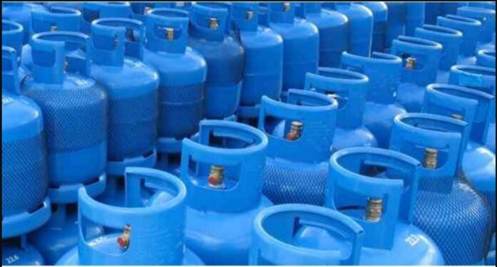 Litro domestic gas cylinder price increased