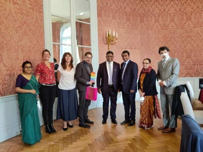 Sri Lanka and France to Collaborate in Agroecological transition of Agricultural Systems