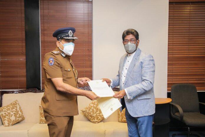 Senior DIG Ajith Rohana appointed as NATA member